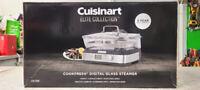 1875W Cuisinart Digital Glass Steamer - OPEN BOX Mississauga / Peel Region Toronto (GTA) Preview
