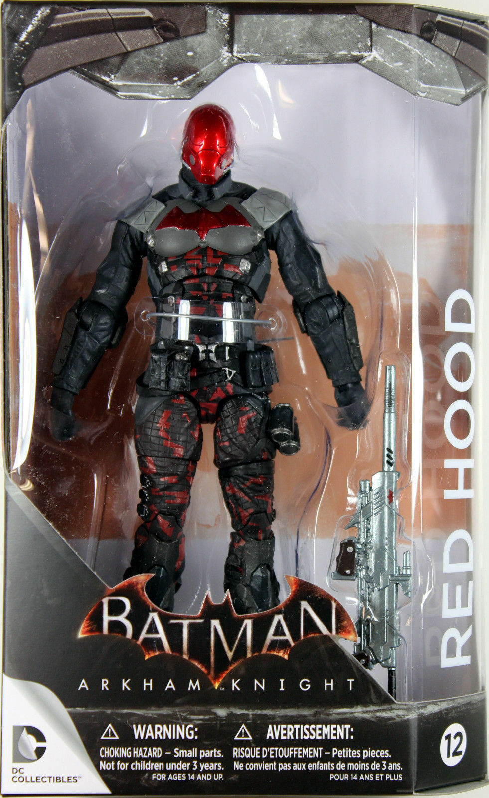 DC Collectibles Batman: Arkham Knight: ROT Hood Action Figure