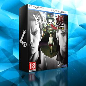 Yakuza Kiwami - PC - Steam Key - Digital Download