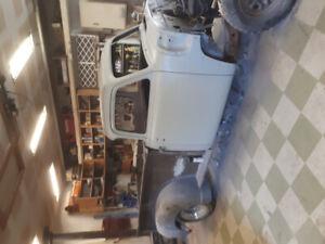 1951  GMC Pickup 5 window