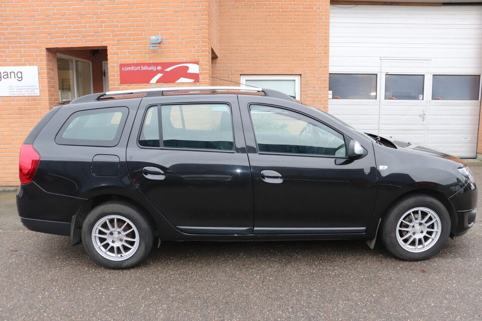 Dacia Logan 0,9 TCe 90 Laureate MCV Benzin modelår 2016 km