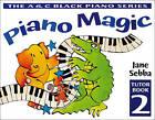 Piano Magic Tutor Book 2 by Jane Sebba (Paperback, 1999)