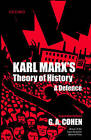 Karl Marx's Theory of History: A Defence by G. A. Cohen (Paperback, 2001)