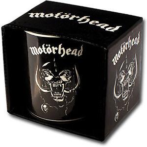 Motörhead Tasse - Heavy Metal - Lemmy Kilmister