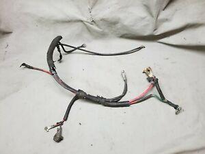 2000 jeep wrangler tj battery starter alternator wiring harness   ebay  ebay