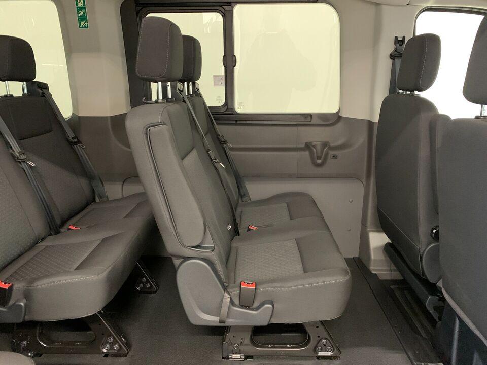 Ford Transit 460 L4 Kombi 2,0 TDCi 130 Trend H3 RWD d, Diesel,