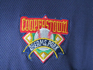 vtg-COOPERSTOWN-NAVY-BLUE-POLO-SHIRT-CDP-Large-short-sleeve-L-CDP-dream-mens