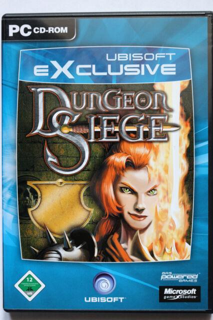 Dungeon Siege (PC, 2002, DVD-Box)