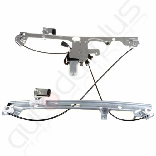 New Power Window Regulator fits Cadillac  Escalade Front Left Right with motor