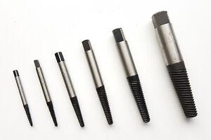 6 Stk Linksdreher Schrauben Ausdreher Linksausdreher Werkzeug Schraubenlöser kit