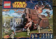 LEGO Star Wars Trade Federation Multi-Troop Transport for