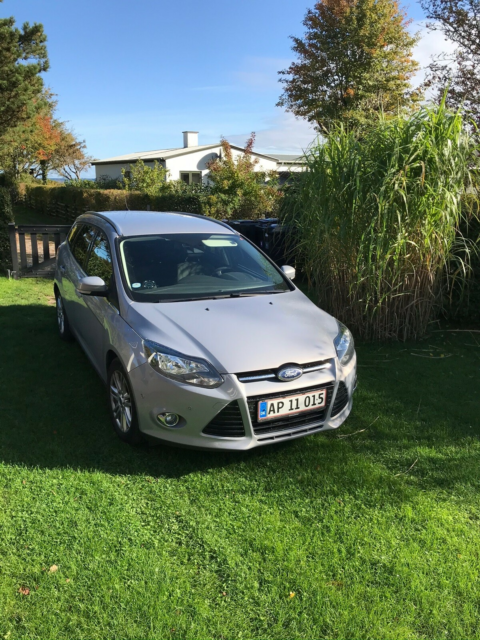 Ford Focus, 1,0 SCTi 125 Edition ECO, Benzin, 2013, km…