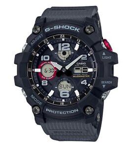 Casio-G-Shock-Mudmaster-GSG100-1A8-Solar-Military-Grey-Resin-COD-PayPal