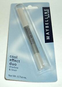 Maybelline-Cool-Effect-Eye-Shadow-Liner-SNOW-BUNNY-24-New-In-package