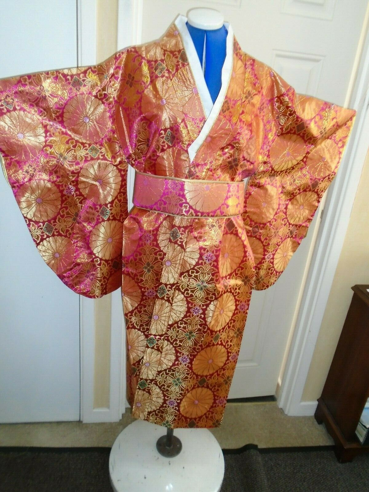 kimono ladies for Mikado ( little maid theatre)