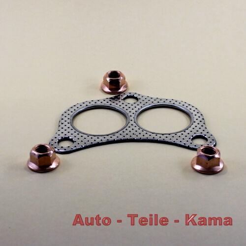 Skoda und VW alle 1.6 // 55 kW Kat Auspuff Dichtung für Seat Abgasrohr Flex