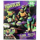 Nickelodeon TMNT Giant 3ft Floor Jigsaw Puzzle Teenage Mutant Ninja Turtles