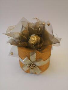 Ferrero Rocher Pralinen Torte Hochzeit Geschenk Jubiläum Geburtstag