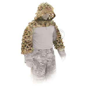 Crye Precision - Compact Assault Ghillie Suit - Multicam - XL   Extra Large