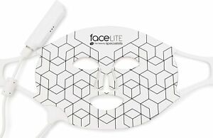 Rio FaceLITE beauty boosting LED Face Mask Anti-Aging red & near infra-red light