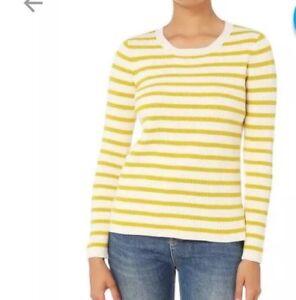 L Konja Two Yellow Box24 Size 30303304 Medium Pullover artwork Papart ZAw8xqx