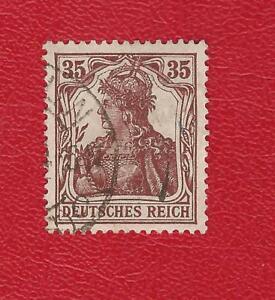 DEUTSCHES-REICH-494-MI-NR-103-a-GESTEMPELT-NEU-GEPRUFT-INFLA-Weinbach