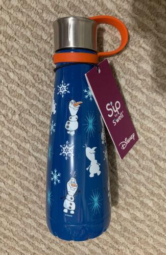 Sip By Swell Disney Frozen 2 10 Oz Stainless Steel Water Bottle Olaf Kids Cup