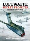 Luftwaffe Secret Projects: v. 1: Fighters, 1939-1945 by Ingolf Meyer, Walter Schick (Hardback, 1997)
