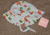 Gymboree Hula Baby Hat Size 3-6 3 6 Months