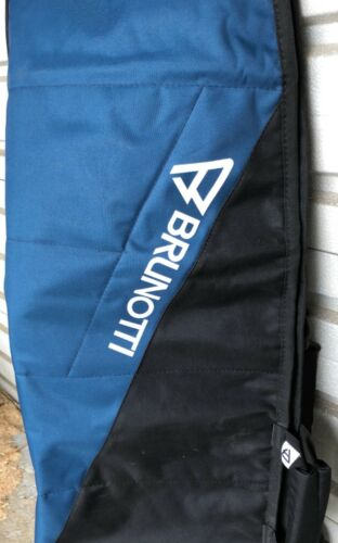 Neuer Großer stabiler bis 147cm Boardbag Brunotti Wake-Kiteboard Bag m.Schulterg
