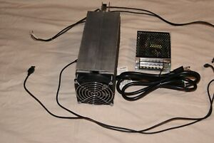 """Complete Mining Kit! Gridseed BladeMiner 5.2 mH/s 3.5""""Screen"""