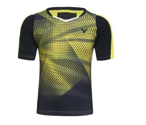 New Victor men/'s Tops table tennis clothing Badminton Only T-shirt 36167