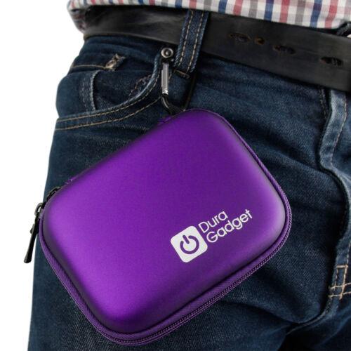 Duro púrpura Eva Shell Funda para Samsung wb31f