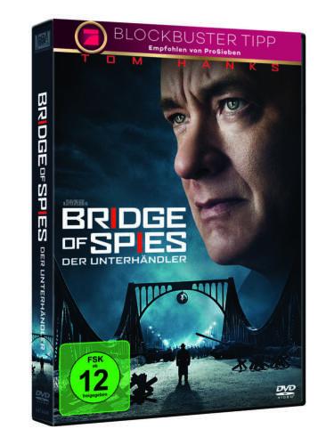 1 von 1 - DVD Bridge of Spies - Der Unterhändler - Neuwertig!!