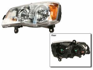 New Dodge Grand Caravan 2011 2012 2013 2014 2015 2016 right passenger headlight