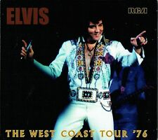 Elvis Presley - The West Coast Tour '76 - FTD - New & Sealed OUT NOW******