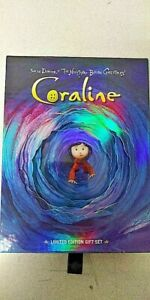 Coraline Limited Edition Gift Set Digital Code Not Included 25192050251 Ebay