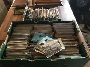 10-vintage-Postcards-Collection-most-UK-some-Foreign-Joblot-Used-unused-1free