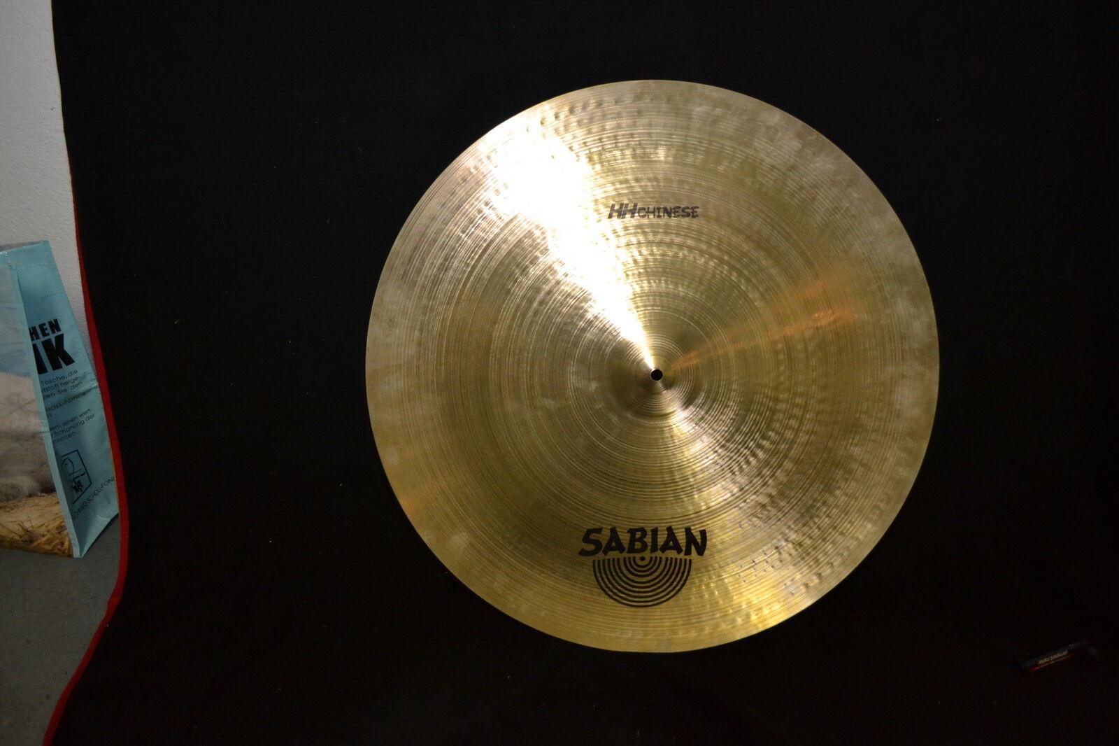 SABIAN HH- nese Cymbal Sonderanfertigung 26    67 cm