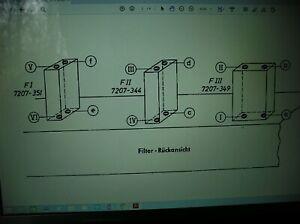 Roehrenradio-Filter-GRUNDIG-5016-Stereo-Wunschklang