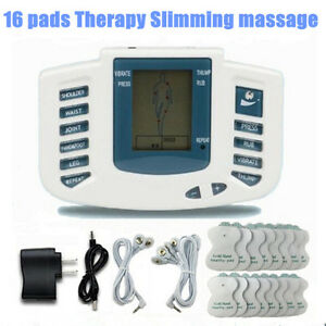 746-Electronic-Slimming-Muscle-Stimulator-Body-Sculptor-Massager-16-pcs-Pulse
