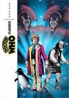 Doctor Who Classics Omnibus by Steve Parkhouse, Pat Mills, John Wagner and Grant Morrison (2010, Paperback)