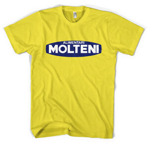 Molteni-Alimentari-Banner-Pro-Cycling-Merckx-Unisex-T-Shirt-All-Sizes-Colours