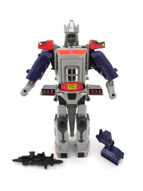 Transformers G1   GALVATRON LEADER   TAKARA 80s HASBRO Original near 100% 1987