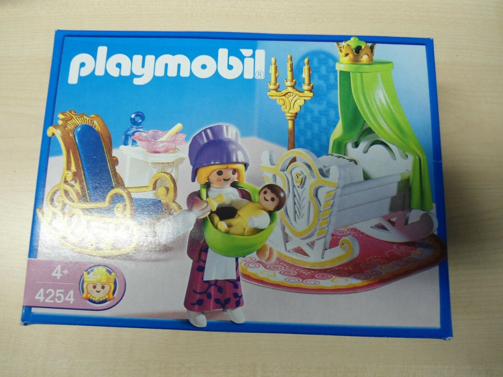 PLAYMOBIL Set 4254  Baby Camera  NUOVO