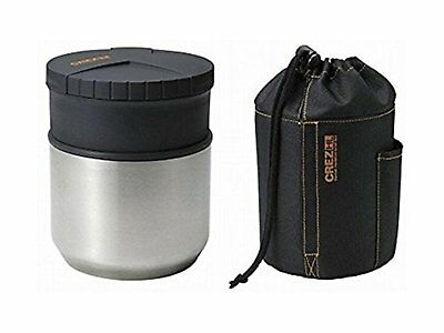 Sincere Asuberu Crez Hl Lunchbox Stainless Thermos Hot Bento F/s W/tracking# Japan New Cool In Summer And Warm In Winter Bento Accessories Home & Garden