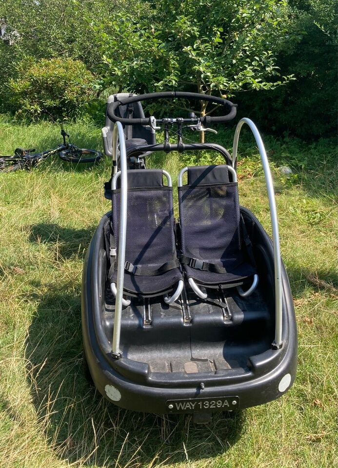 Ladcykel, winther kangaroo kangaroo luxe, 5 gear