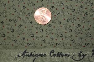 Quot Antique Cotton Quot Reproduction Quilt Fabric By The Yard For