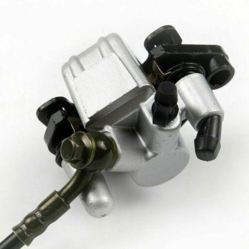 Details about  /Go Kart Rear Axle Kit Brake Cylinder Disc Rotor Hub Drift Trike Mini Bike ATV