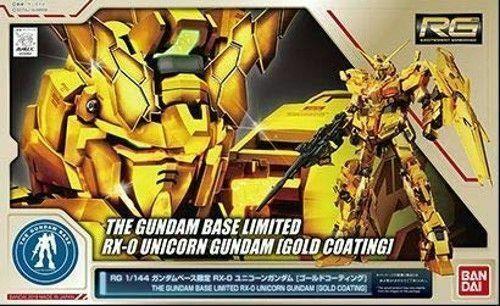 Badai RG 1     144 RX - 0 UNICORN Gundam Plastics Model New Gundam UC 45b
